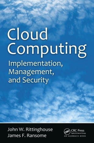 Cloud Computing by Rittinghouse and Ransome